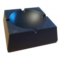 Cendrier micro caché