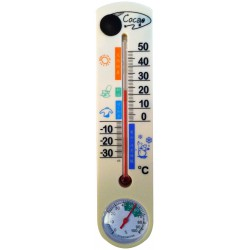 Thermomètre espion 4Go, camera cachée