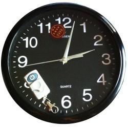 Horloge camera murale ronde 4GB
