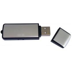 Clé USB dictaphone 2Go enregistreur sonore