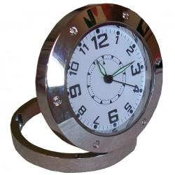 Horloge espion camera