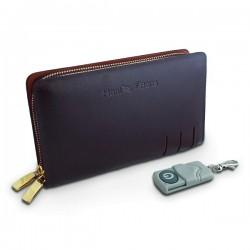 Portefeuille mini caméra espion 480P pour homme télécomandé