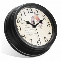 Horloge mini camera Full HD 1080P Wifi oiseaux détecteur de mouvement