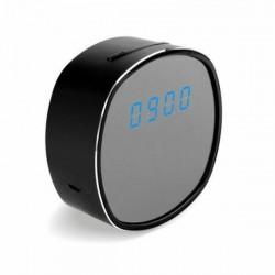 Réveil micro camera espion HD 720P Wifi vision nocturne et détecteur de mouvement
