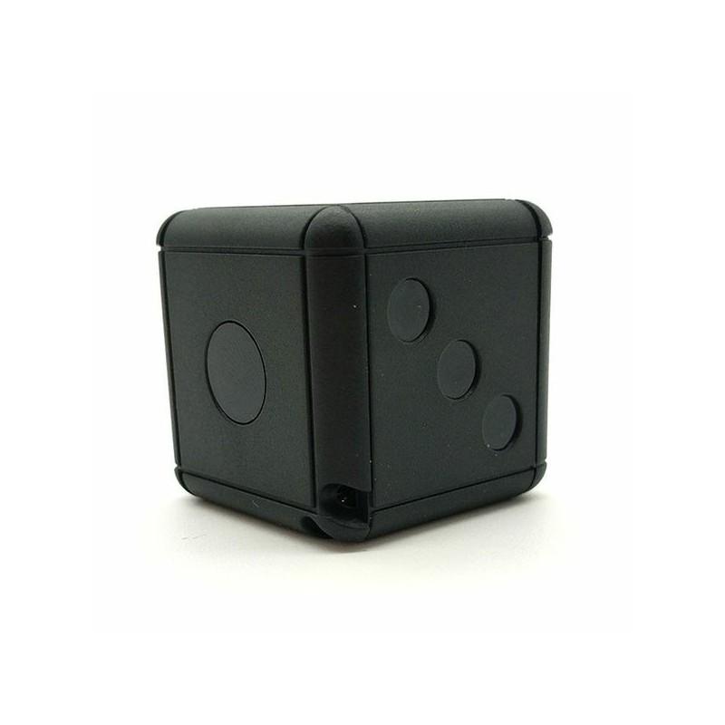 d camera miniature full hd 1080p vision infrarouge et d tecteur de mouvement camera espionnage. Black Bedroom Furniture Sets. Home Design Ideas