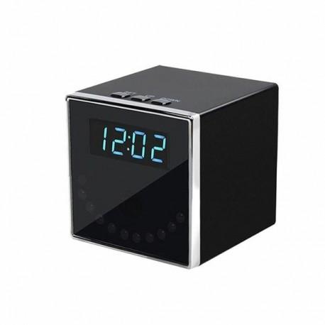 Réveil micro caméra espion Full HD 1080P Wifi vision infrarouge et détecteur de mouvement
