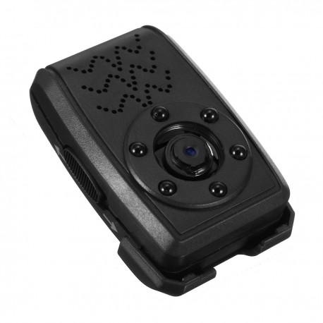 Bouton de chemise camera espion HD 1080P Vision nocturne