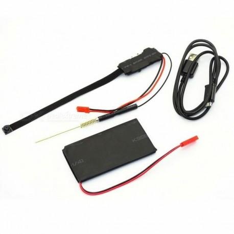 Micro Module mini Caméra espioin Full HD 1080P WIFI IP