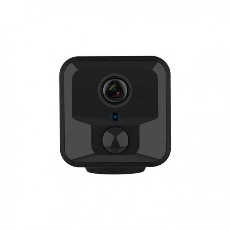 Caméra de surveillance WiFi avec vision de nuit et détecteur de mouvement 1080P