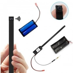 Module DIY Caméra espion Full HD 4K WIFI IP à détecteur de mouvement