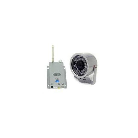 Caméra Surveillance infra-rouge sans fil