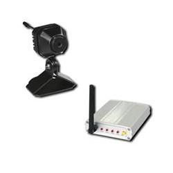 Mini Camera + Récepteur (sans fil)