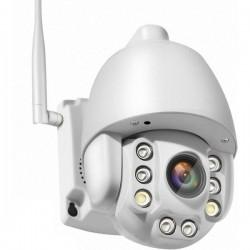 Camera de surveillance Rotative waterproof Carte SIM 3G et 4G Zoom X5
