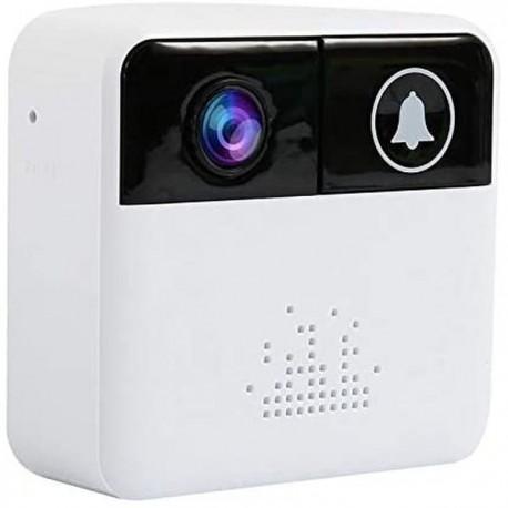 Interphone avec camera wifi IP avec audio bidirectionnel