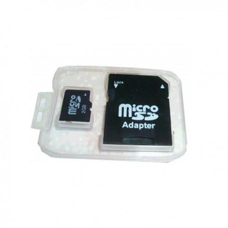 Micro carte SD 2 Go