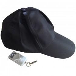 Casquette espion 4Go télécommandée