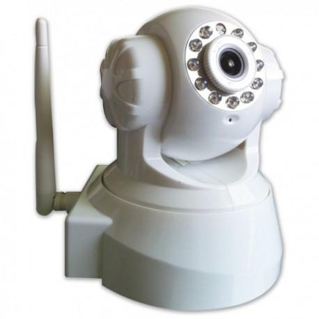 Camera IP Wifi rotative, controle à distance par internet