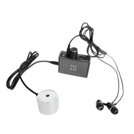 Amplificateur de son pour murs et fenêtres