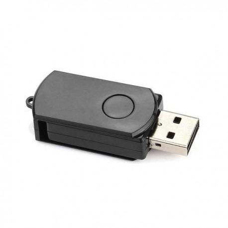 Clé USB porte-clés caméra espion HD 960P détecteur de mouvement