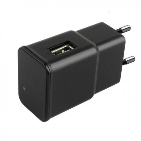 Chargeur USB caméra espion 4K 1080P IP WIFI à détecteur de mouvement