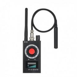 Détecteur de caméra espion, trackers GPS et mouchard