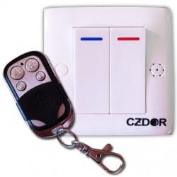 Interrupteur camera espion à détection de mouvement