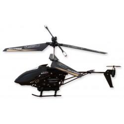 Hélicoptère télécommandé avec caméra espion intégrée