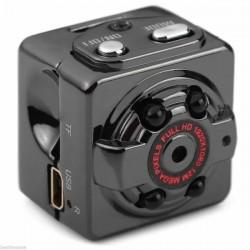 Micro camera Full HD 1080P vision nocturne et détecteur de mouvement