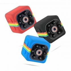 Micro camera miniature de 2, 3 Cm Full HD 1080P vision nocturne et détection de mouvement