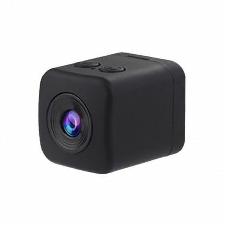 Micro camera espion Full HD 1080P vision de nuit noire détecteur de mouvement