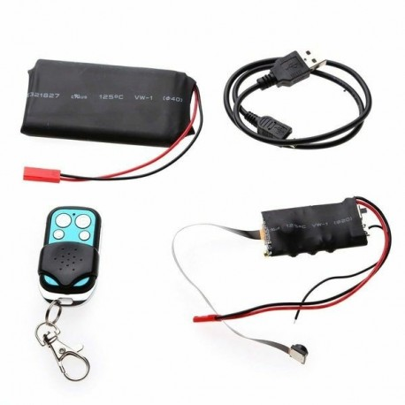 Micro Module mini Caméra cachée Full HD 1080P Télécommandée
