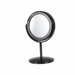 Miroir sur pied avec micro caméra espion détection de mouvement télécommandé
