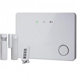 Système d'alarme sans fil avec transmetteur téléphonique