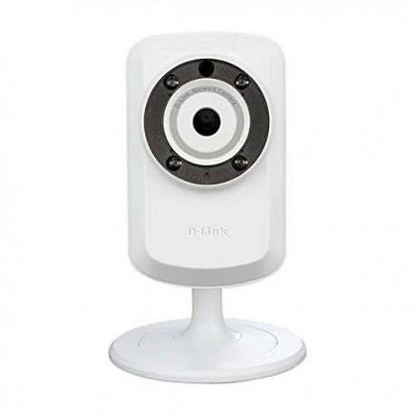 Caméra de sécurité pour intérieur HD 720P vision de nuit Wifi