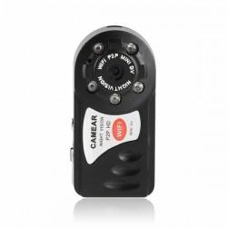 Mini Caméra WiFi Vision à infrarouge et détecteur de son 1080P