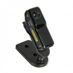 Caméra de surveillance 640 x 480P WiFi P2P détecteur de mouvement