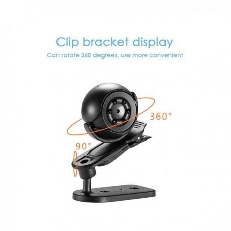 Micro camera 2cm 1080P détection de mouvement et vision à infrarouge