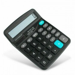 Calculatrice camera WIFI espion 1080P IP détection de mouvement